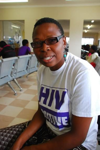 Gugu Xulu's first-hand experience of dealing with the challenges of living with HIV/AIDS especially when health care services and access to information are patchy at best, help make her a TAC community counsellor who really understands.