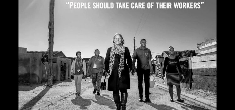 VIDEO: TB Aware: Nulda Beyers