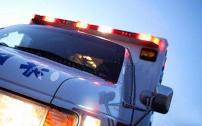 Ambulance emergency in the Eastern Cape