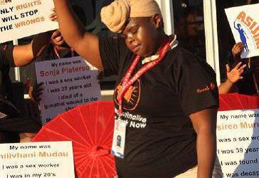 How PEPFAR's anti-prostitution pledge impedes sex worker health