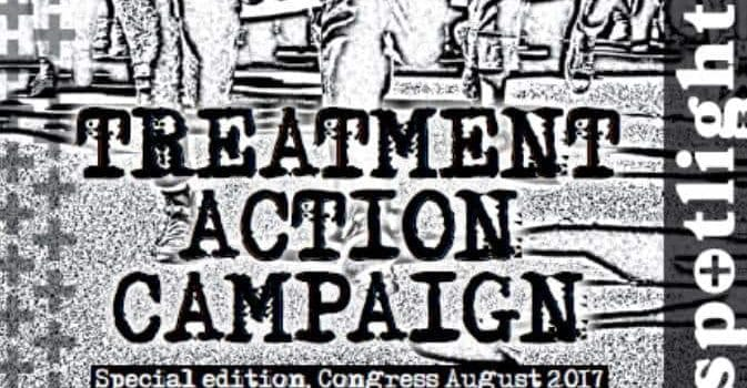Treatment Action Campaign: Special Edition