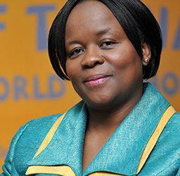 Spotlight on health MECs: Gwen Ramokgopa
