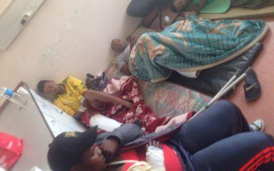 Deepening crisis at Pelonomi hospital