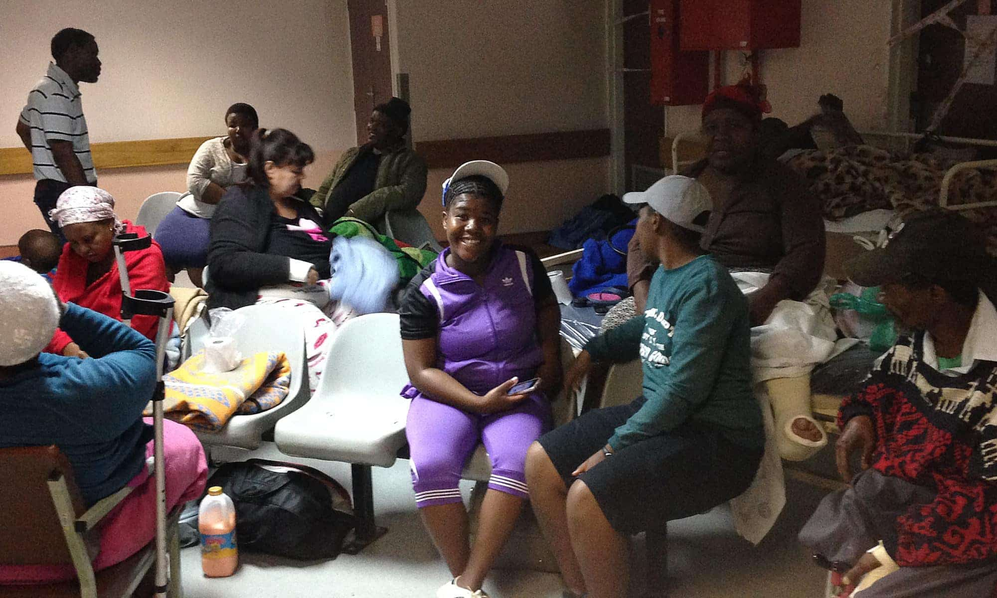 Orthopaedic nightmare in the Free State