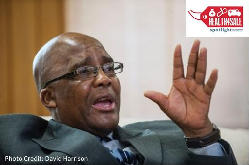 Health4Sale Response: Motsoaledi asks treasury to investigate Buthelezi EMS
