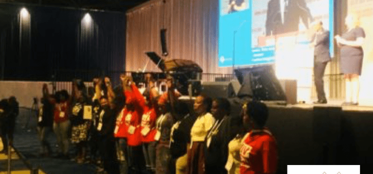 AIDS2018: Delegates walk out on Sidibe
