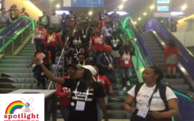 AIDS2018: G23 women draw a line in the sand