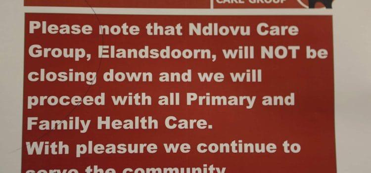 Ndlovu saga 1: Health MEC shows HIV care group the door despite excellent service