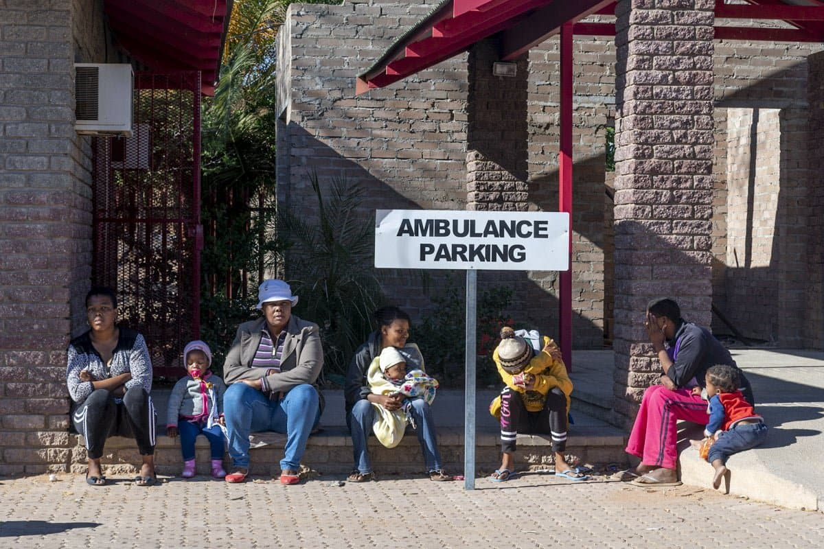 #Vote4Health: Health in the Northern Cape: Disturbing visions from SA's forgotten province