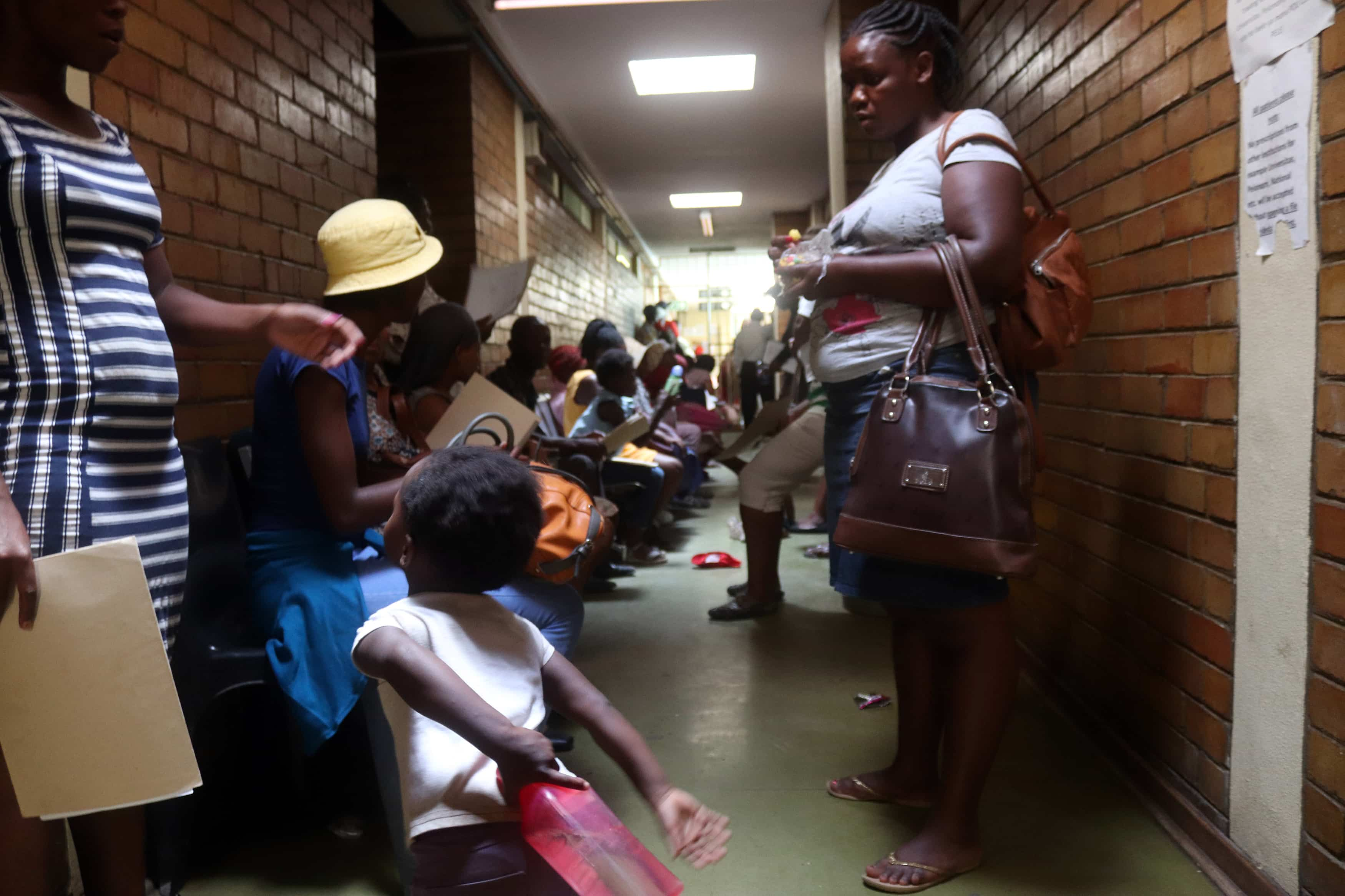 Donor shift threatens adherence clubs in the Free State