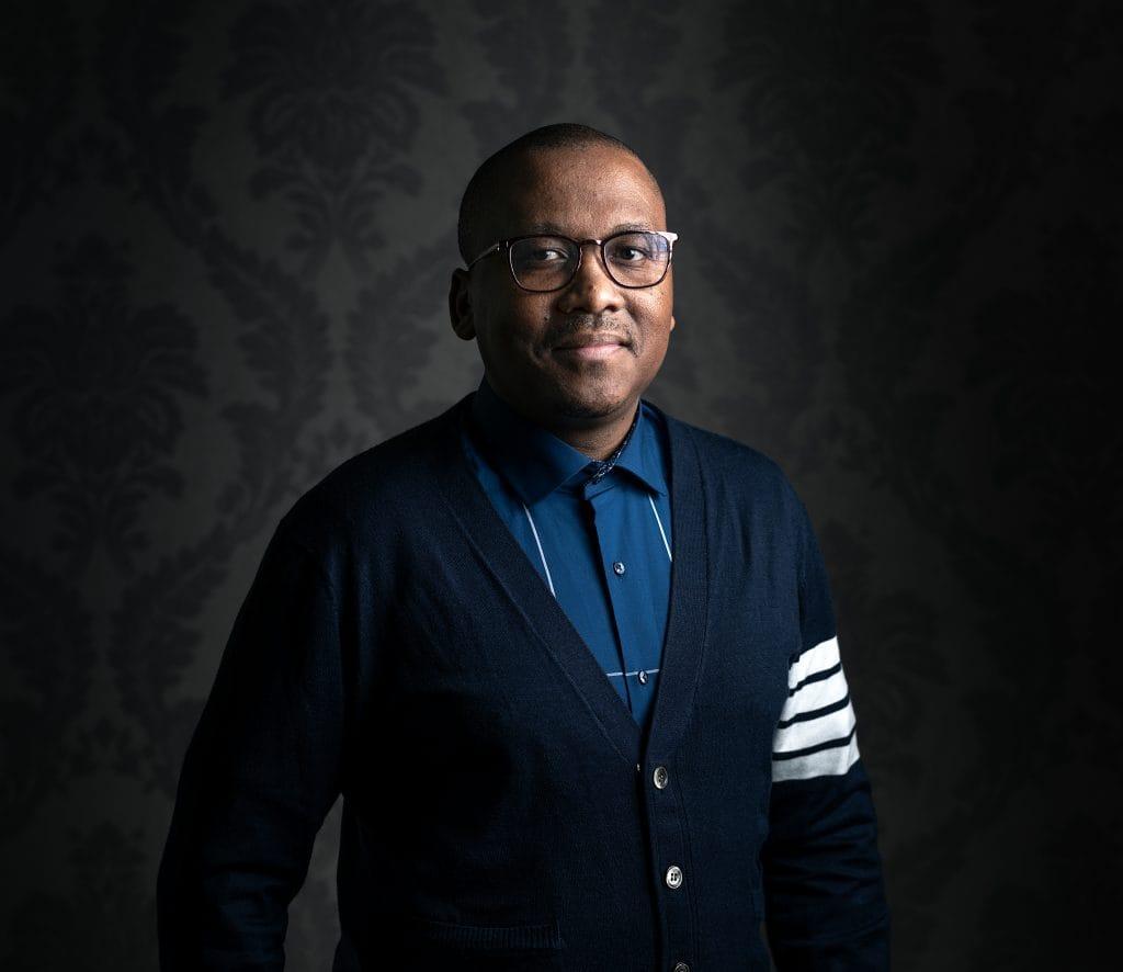 Former Gauteng Health MEC Dr Bandile Masuku. PHOTO: Thom Pierce/Spotlight