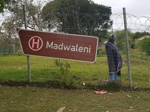 Madwaleni Hospital near Elliotdale is one of the hospitals servicing the people of the Xhora Mouth area in the Eastern Cape. Photo: Alicestine October/Spotlight