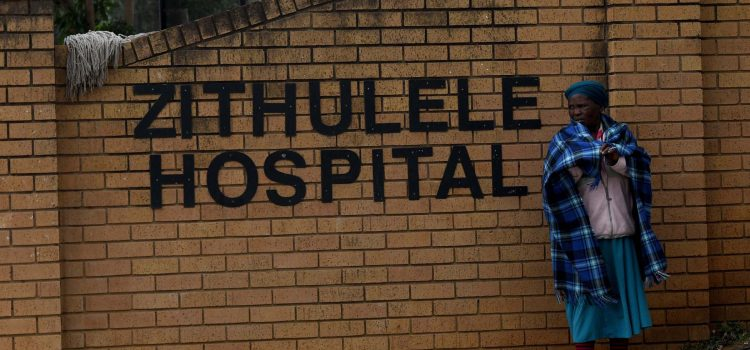 COVID-19: Innovating and adapting at Zithulele Hospital