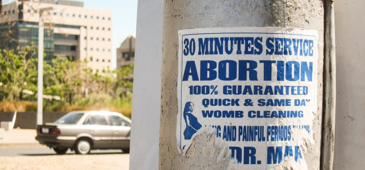 Has Government Aborted the Sexual Reproductive Health Rights of Women?