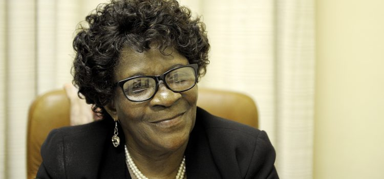 NHI Lawmakers: Face to face with IFP MP Magdalene Hlengwa