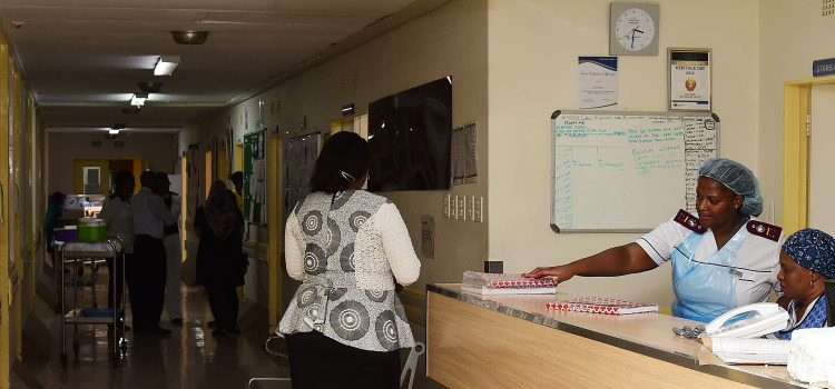 Confusion over healthcare worker contracts in the Eastern Cape