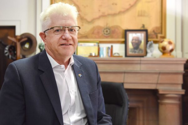 Western Cape Premier Alan Winde. Photo: Nasief Manie/Spotlight
