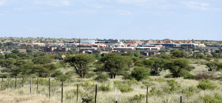 Behind the scenes at Kimberley's shiny, new, half-empty mental health hospital