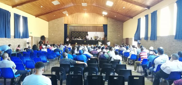 Democracy or farce as NHI hearings hits Piketberg