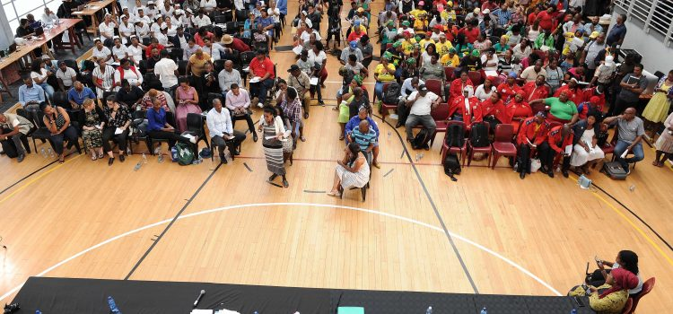 NHI: Khayelitsha public hearings in pictures