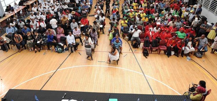 NHI: Khayelitsha public hearings in pictures