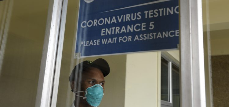 COVID-19: Interview with a Cape Town doctor on the frontlines