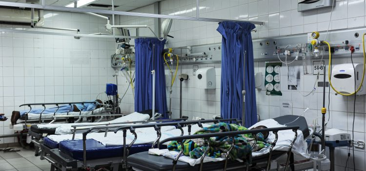 COVID-19: SA's looming ventilator shortage