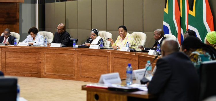 Ramaphosa's COVID-19 battleplan widely welcomed