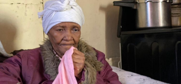 COVID-19: The plight of Gogo Nobude and other old persons living in townships