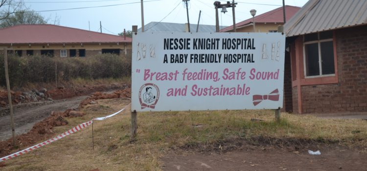 Dire conditions at Mthatha General and Nessie Knight hospitals
