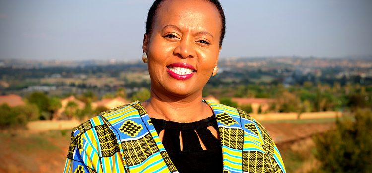 Interview: Dr Thembisile Xulu – the new CEO of SANAC