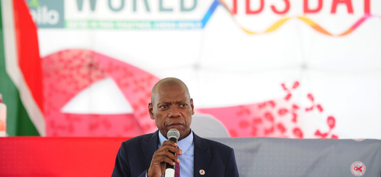Assessing Dr Zweli Mkhize's two years as Health Minister