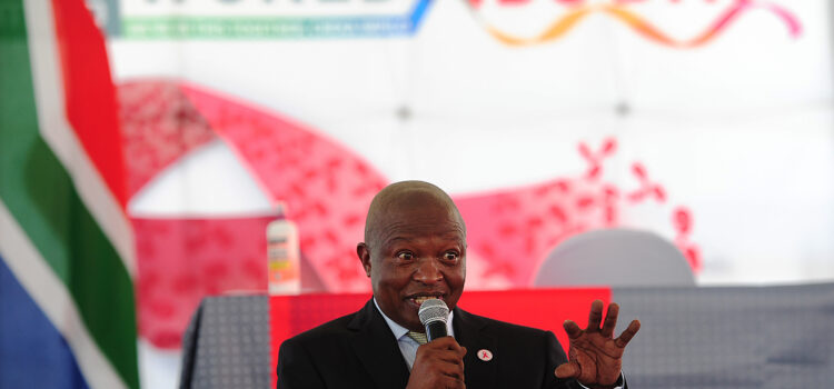 Government can do better, Deputy President says at World AIDS Day event