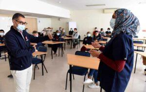 A COVID response team meeting at Tygerberg Hospital. PHOTO: Nasief Manie/Spotlight