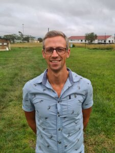 In 2019, Dr Andrew Miller won the Rural Doctors Association of Southern Africa (RuDASA's) rural doctor of the year award. PHOTO: Supplied