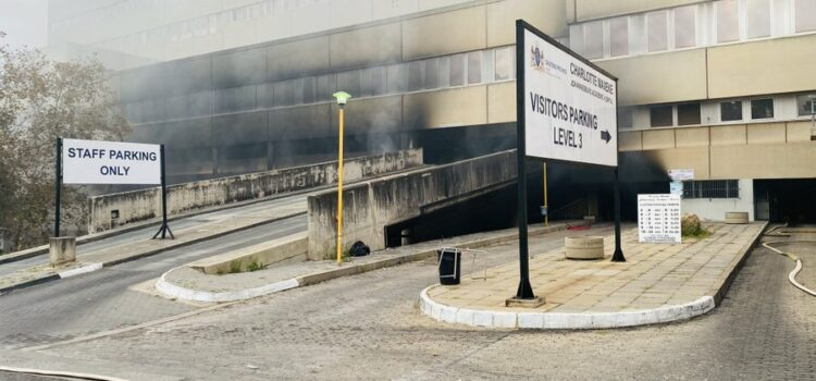 In Focus: What the Charlotte Maxeke fire tells us about health and safety in Gauteng hospitals