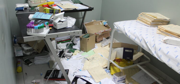 Health and unrest: KZN healthcare services left battered after a week of unrest and looting