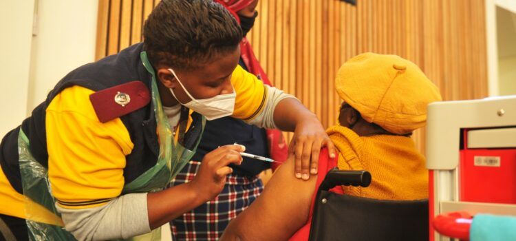 COVID-19: How vaccination numbers compare in SA's provinces