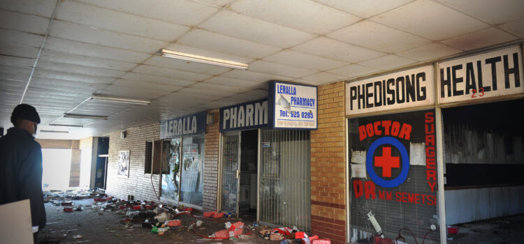 Health and Unrest: Counting the cost and getting people their medicines