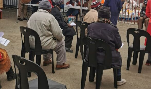 Transport issues putting brakes on vaccination efforts in rural Free State